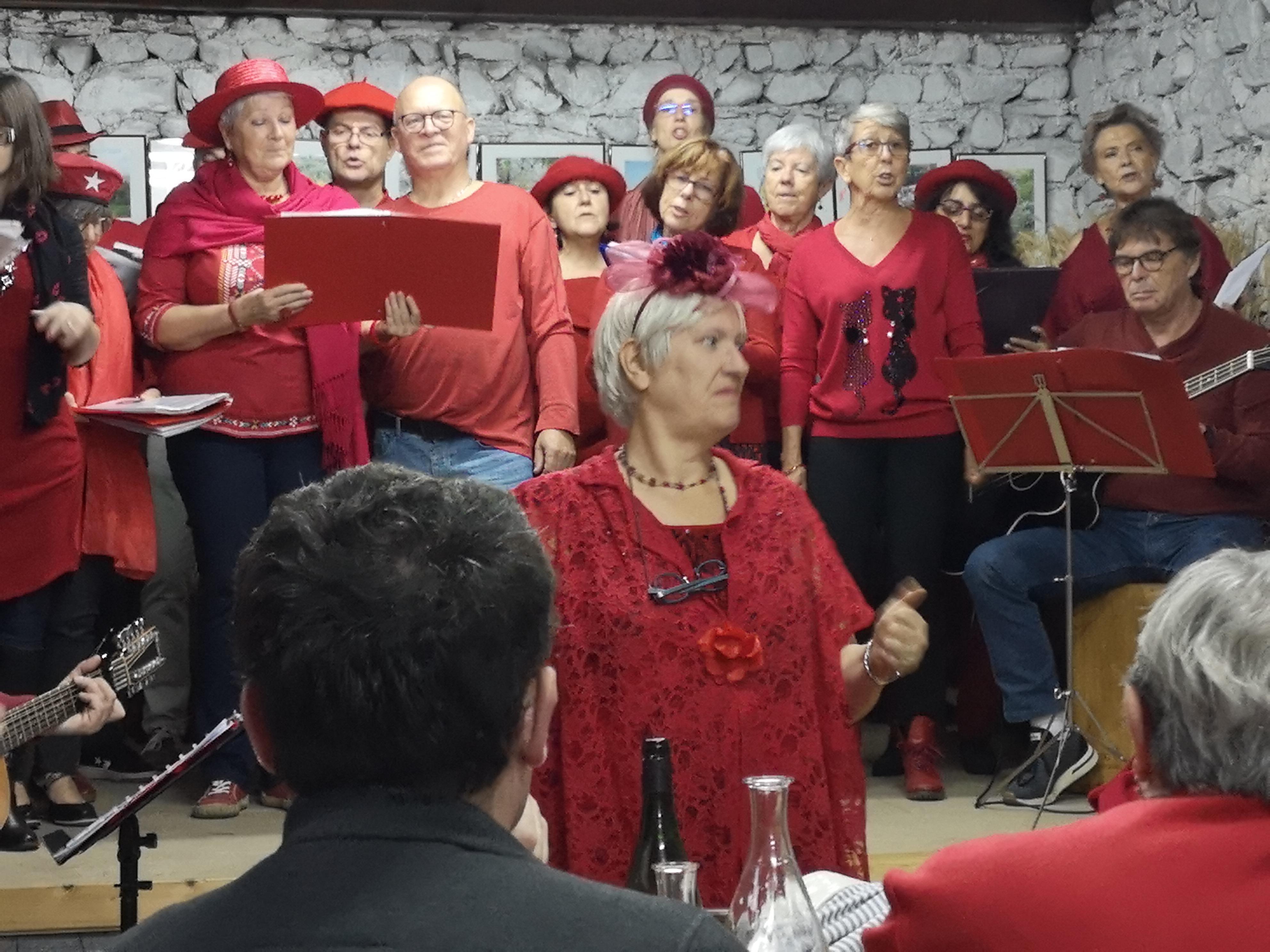 Concert des Pailhats